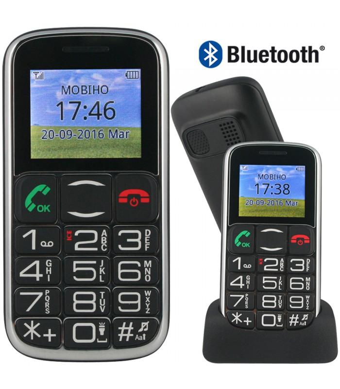 Quels sont les meilleurs téléphones pour seniors ?