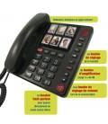 Photos contacts et appels directs