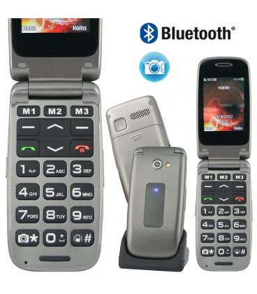Téléphone portable à clapet - Bronze WArSxz4znM