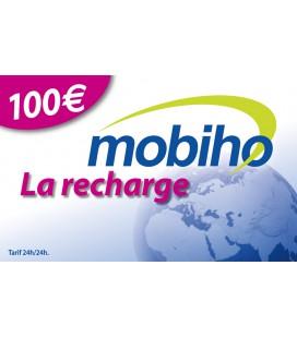 RECHARGE 100 EUROS