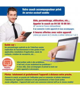 tablette senior complete avec 6h de coach