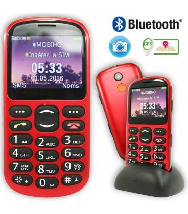 telephone senior complet avec gps