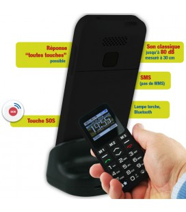 mobile senior sos Bluetooth sms