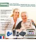 mobile senior handicap complet gps