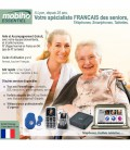 La FixMob + Combiné 32 Malvoyant