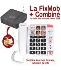 La fixmob + Swissvoice 1110