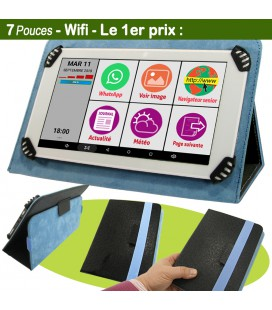 tablette senior debutant 7 pouces