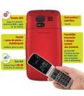 Le Clap Luxe 2 Rouge