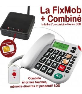 La FixMob + Combiné 481 SOS