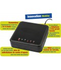 La FixMob + Siwissvoice 8155 et 5155