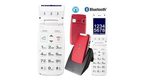 Téléphone pour senior