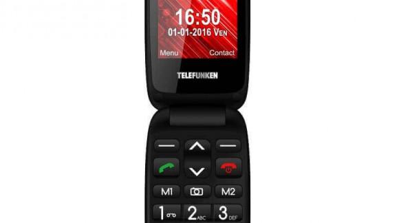 Le téléphone portable senior Telefunken et ses atouts.