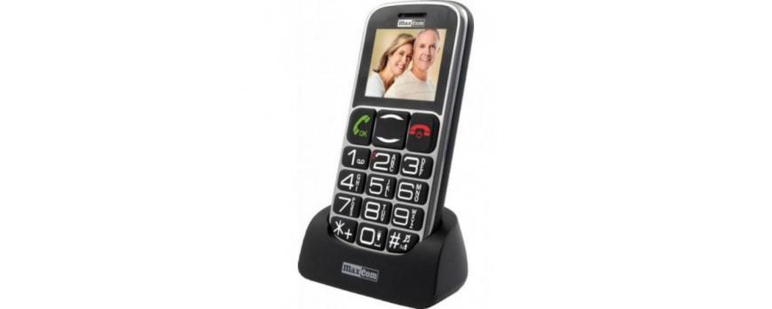 Le téléphone portable senior Maxcom et ses avantages