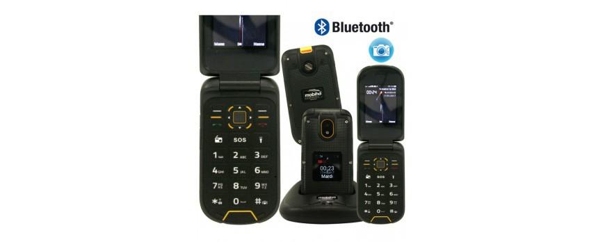 Telephone pour senior Alcatel et Mobiho : quel est le modèle adapté pour un senior ?