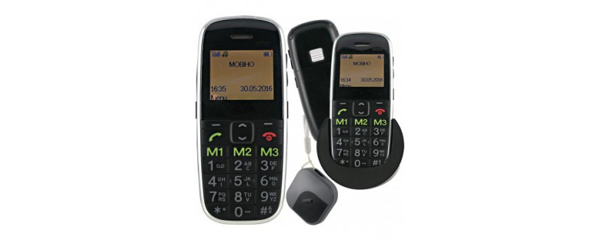 Telephone senior Switel et Mobiho : quels téléphone portable senior ou smartphone choisir pour une personne âgée ?