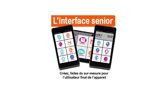 Video : l'Interface Senior Mobiho