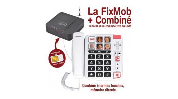 Comment faire la sélection de modèle de telephone grosse touche pour personne âgée ?